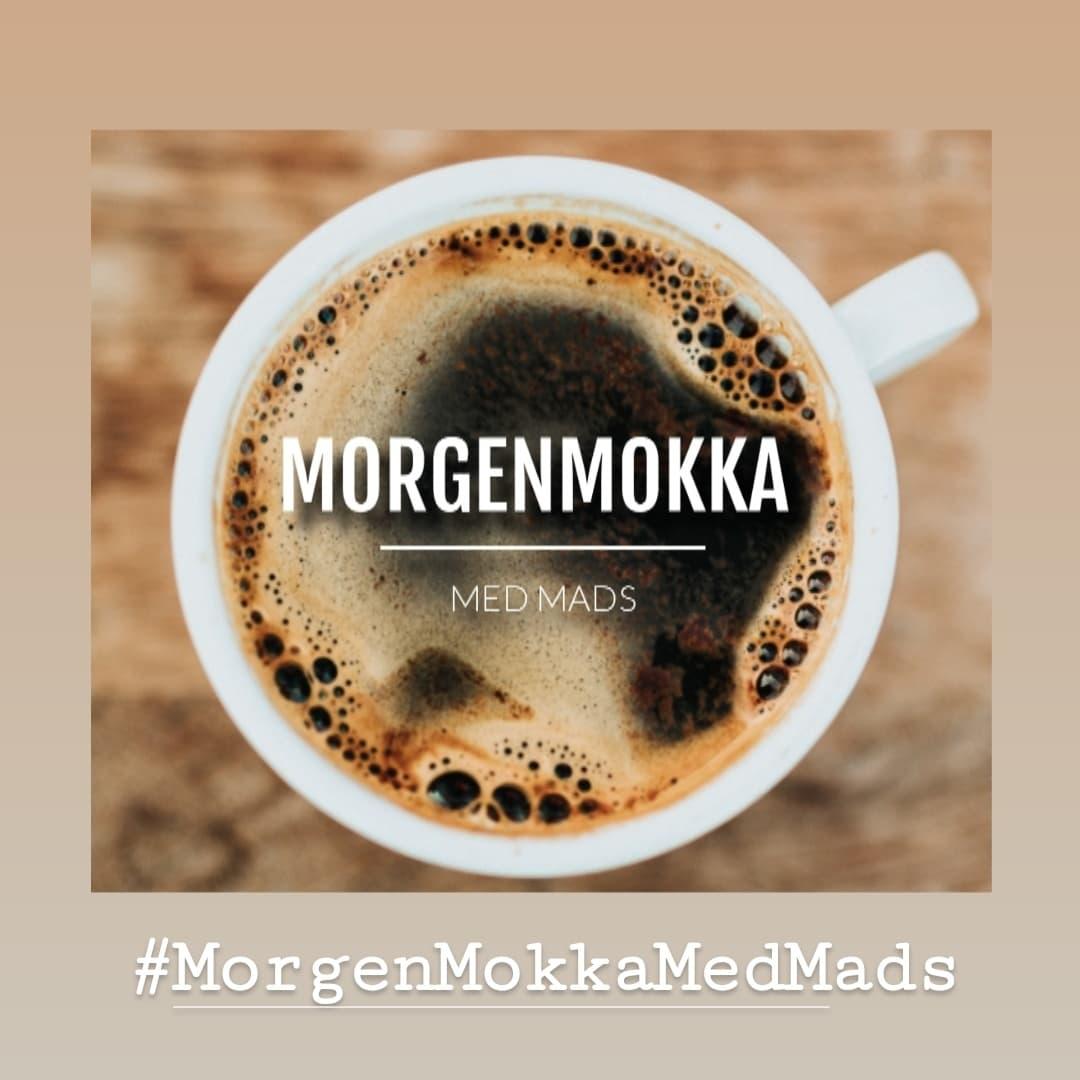 MorgenMokka med Mads